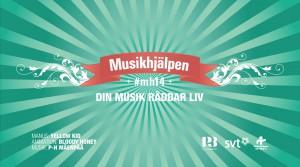 Musikhjälpen 2014